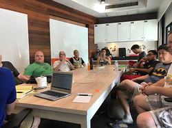 Coworking Mastermind Meeting