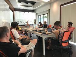 Hub 53 FBA meeting