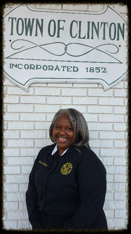 Asst. Town Clerk Sharon Lewis