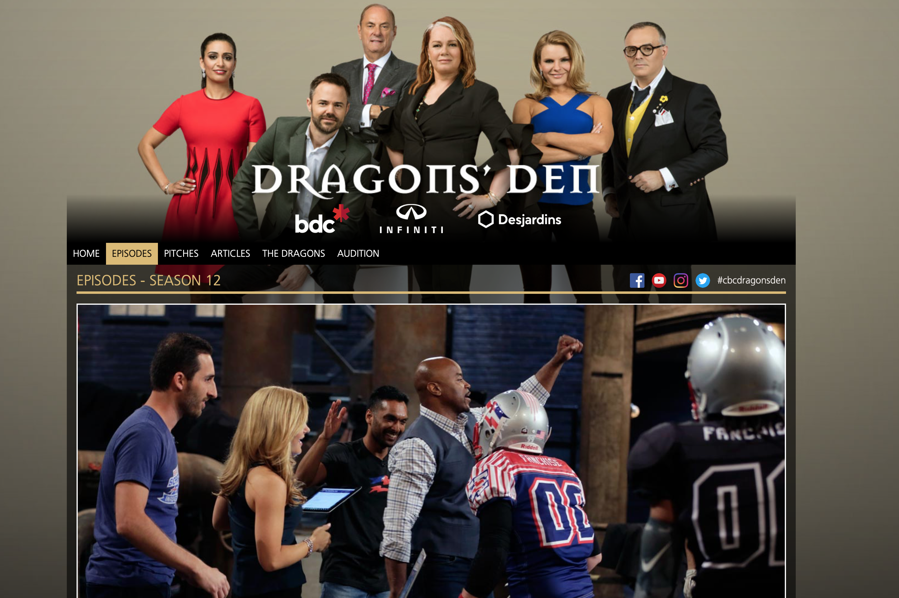 BBC | Dragons Den