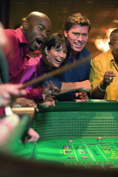 Horseshoe Casino|Print Ad