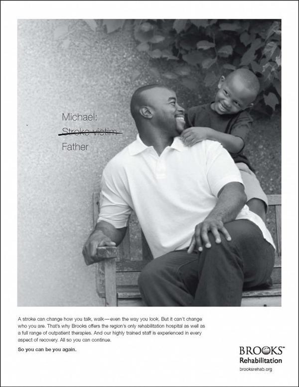 Brooks Health|Print Ad