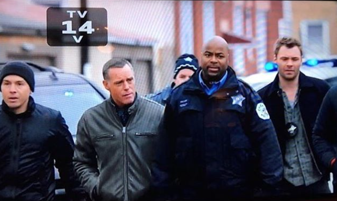 NBC|Chicago PD-Office Hillar