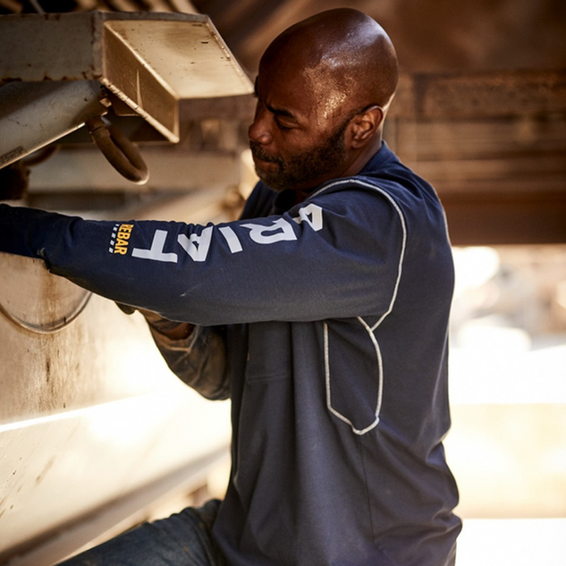 Ray Austin Modeling Ariat Long Sleeves