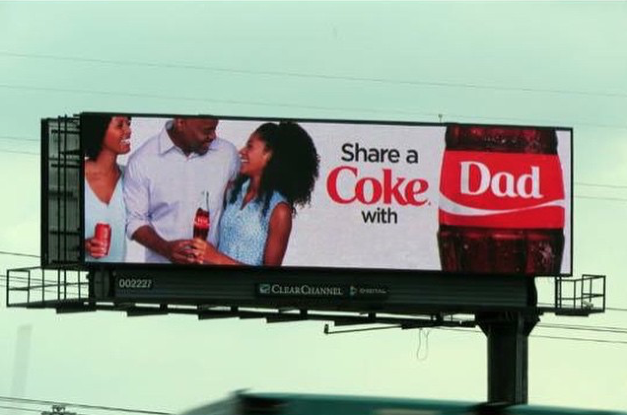 Coke Dad|Billboard