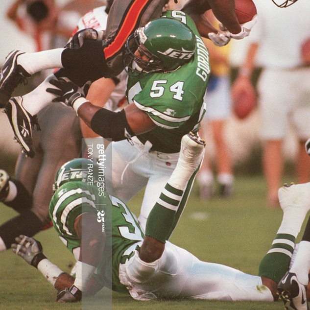 Ray Austin Rookie Year with the New York Jets
