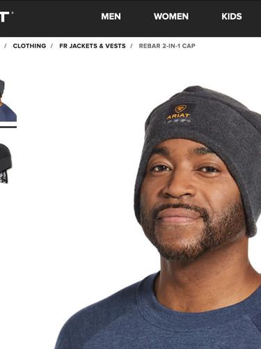 Ariat Work Hats