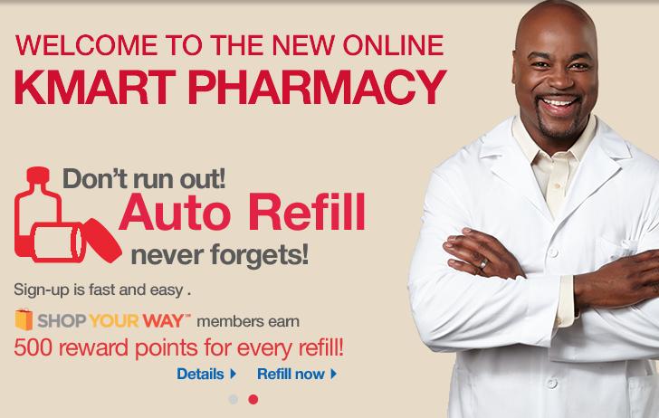Kmart Pharmacy Rx|Print Ad