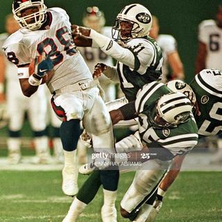 Ray Austin NY Jets vs NY Giants