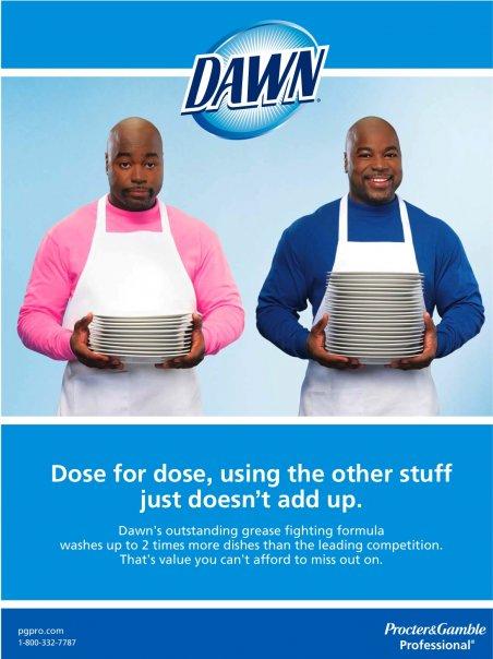 Dawn Liquid|Print Ad