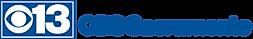 Channel 13 CBS Sacramento logo