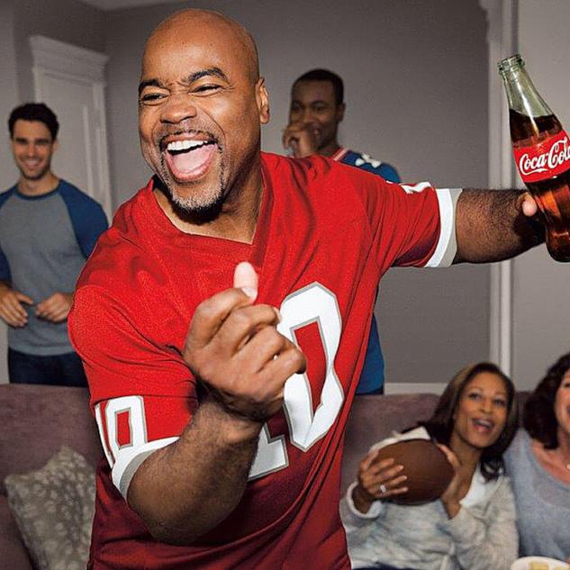Ray Austin   Photoshoot   Coke