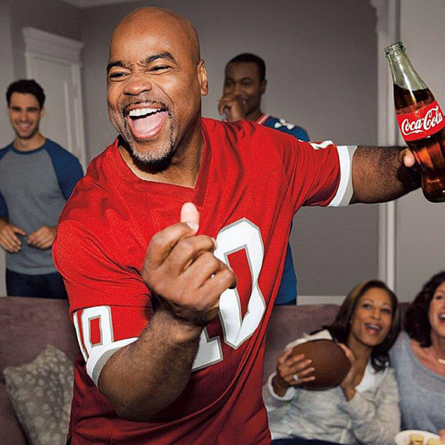Ray Austin | Photoshoot | Coke