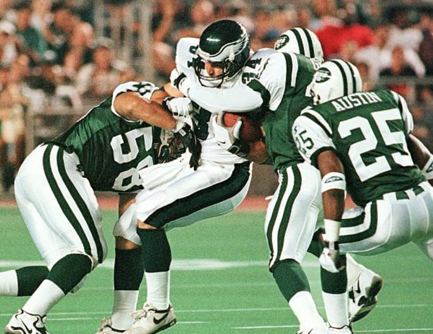 NY Jets vs. Philly Eagles