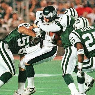 New York Jets vs Phildaphia Eagles