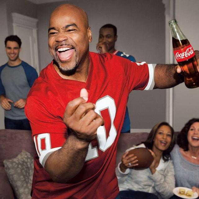 Coke Dad|Print Ad
