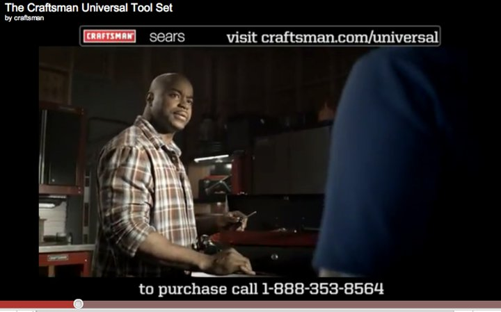 Sears Craftsman|National Commercial