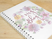 blog-planner-simply-floral-spiral-bound-