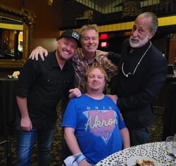 Ryan Humbert, Geno Pearson, Jordan Zucker, & Brad Savage