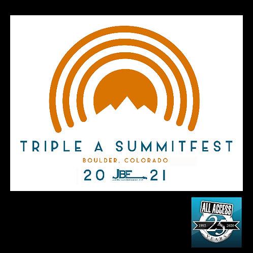 2021 JBE SummitFest