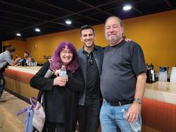 Jessie Scott, Jesse Flohr, & Jack Barton