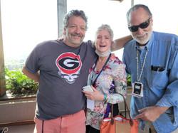 Fish Fishman, Susan Wanamaker, & Jordan Zucker