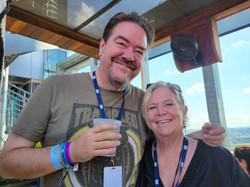Chris Diestler & Kim