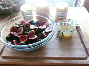Confiture de figue fraîche