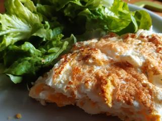 "Omelette de ""la mère Poulard"""