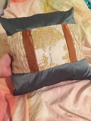 Shiney Tree Pillow - Nov. 2018