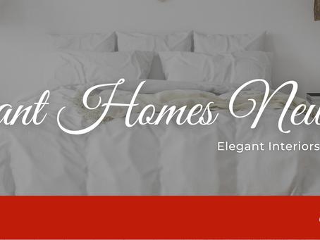 Elegant Homes Newsletter-Aug 1, 2021   Volume 02