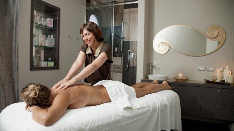 Massaggio da 50 minuti