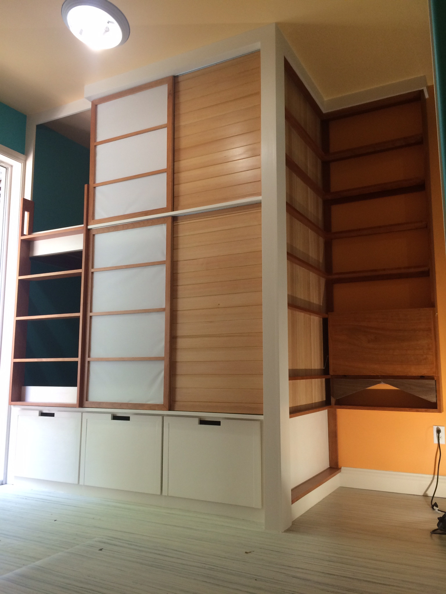 Cabinetry Design and Construction