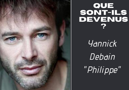 Que sont-ils devenus ? Yannick Debain