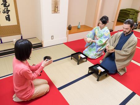 Maccha Experience at Jinmatsu-an