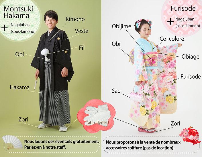 Kimono Premium Yumeyakata