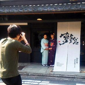 kimono,photo,location,abordable,kyoto,yumeyakata,oike,machiya,chateau nijo,palais impérial