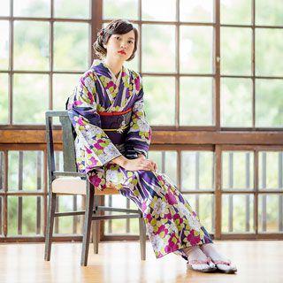 Kimono Present Plan Kyoto