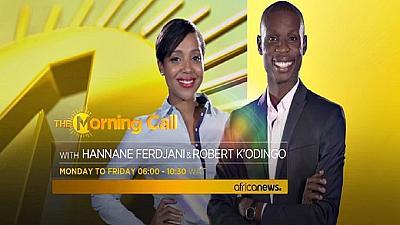 "Africanews's ""Morning Call"" program was in Yumeyakata!"