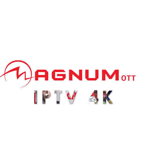 Magnum 12 Months HD FHD 4K IPTV Channels Subscription + VOD