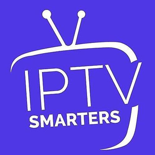 12 Months HD IPTV Channels Subscription + VOD