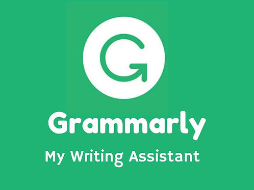 Grammarly is the best writing enhancement tool found online