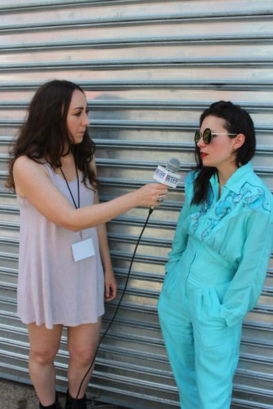 Interviewing Primitive Heart