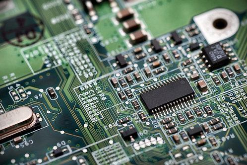 PFC_EDU Main PCB Assembly