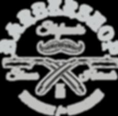 Das Logo von Stefanos Barbershop