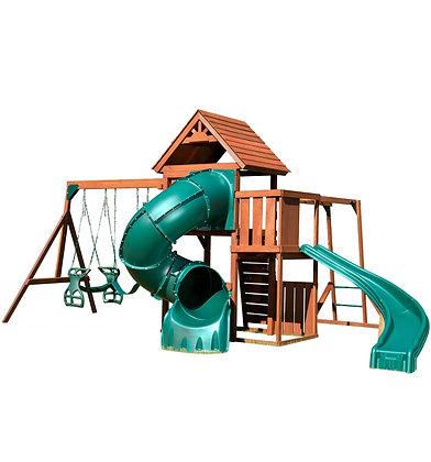 Parque de Madera para 10 Niños