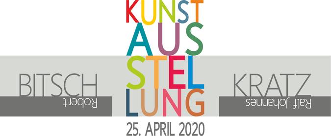 Kunstausstellung 25.04.2020 Bitsch-Kratz