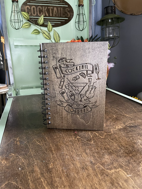 Cocktail journal