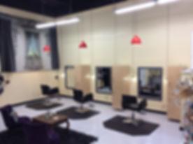 Hair Design Stations