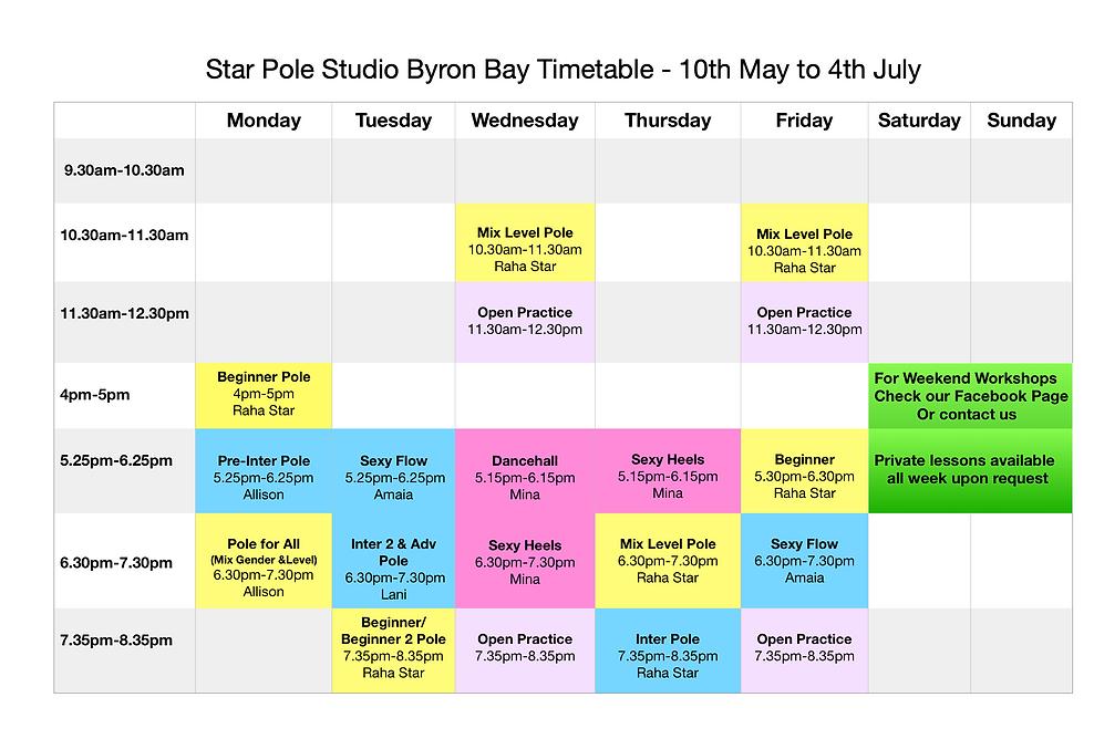 Star Pole Studio Timetable Term 3 .png